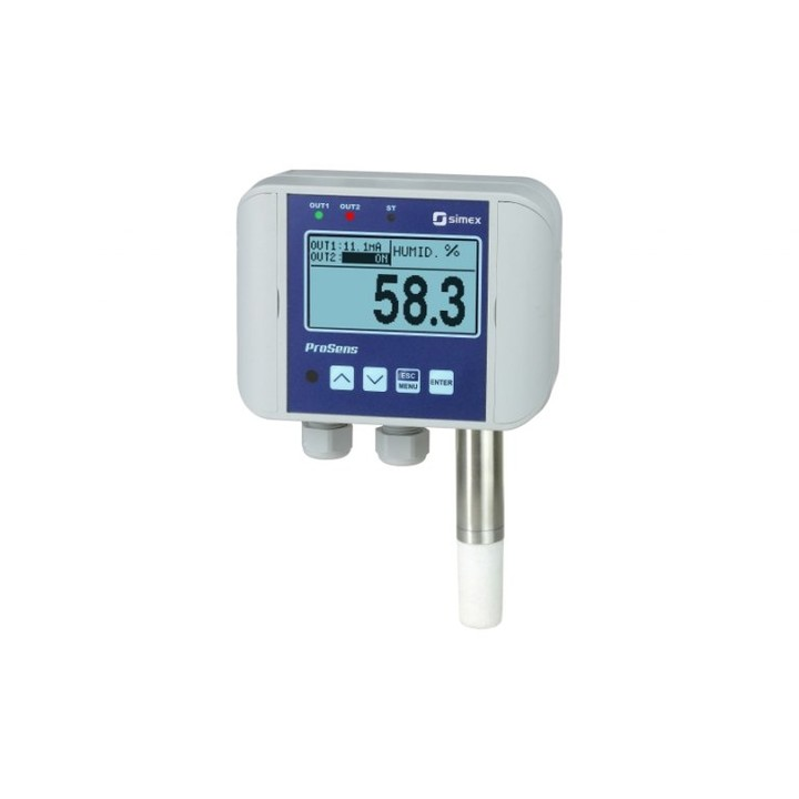 Temperature and humidity transmitter ProSens QM-212