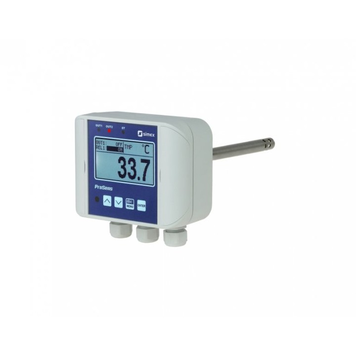 Temperature and humidity display ProSens QM-421