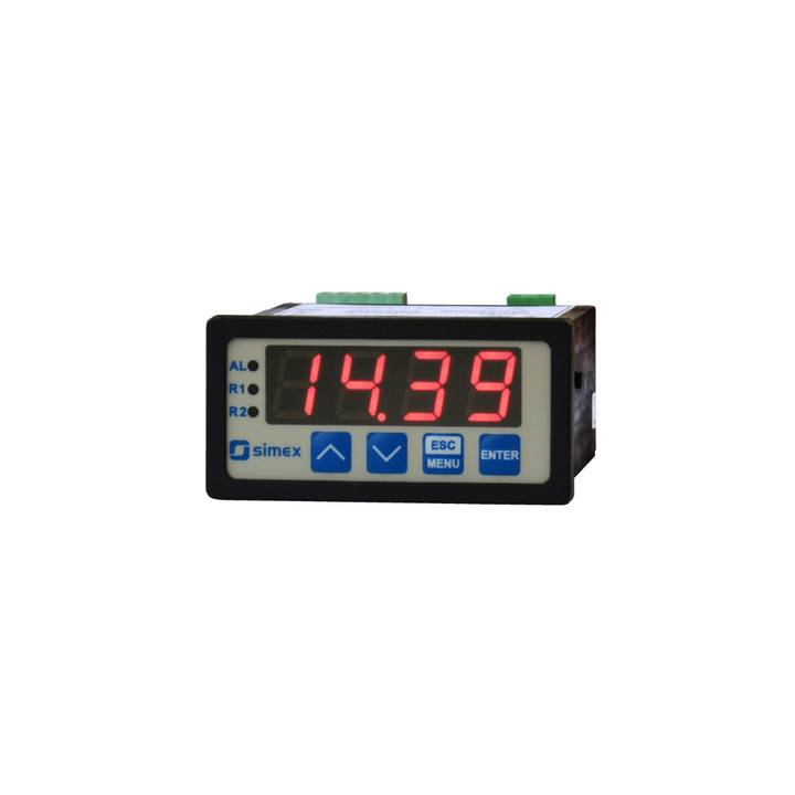 Small-case process meter SRP-73