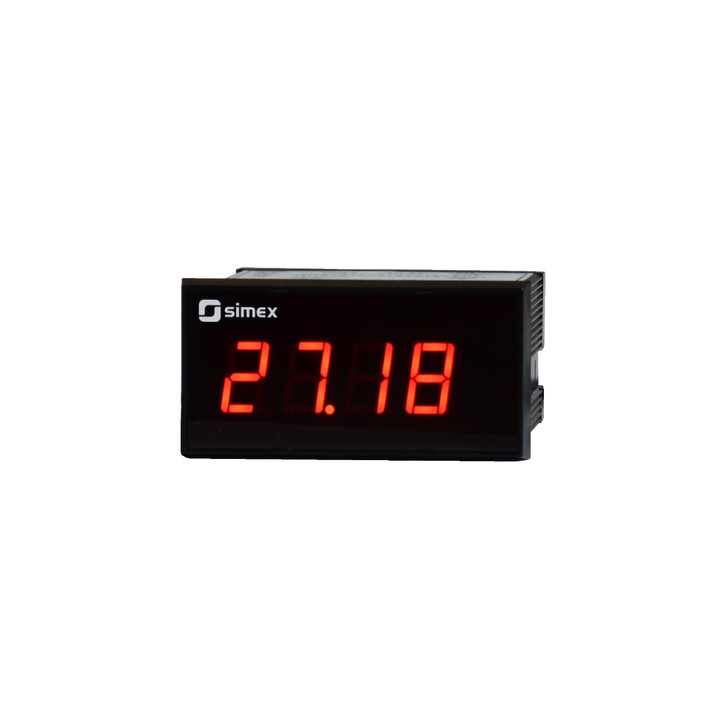 Small case universal panel meter SWE-73-A